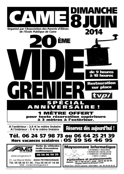 PUB VIDE GRENIER 8JUIN20141 copie