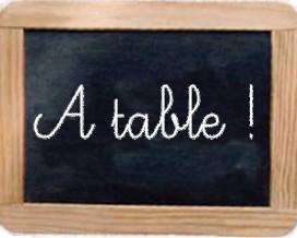Menus de la Cantine, Ecole Publique de CAme